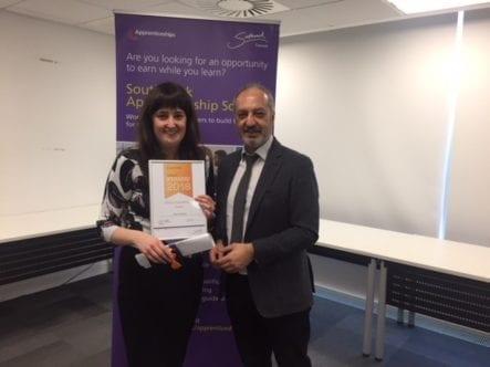 Southwark Council Apprenticeship Awards