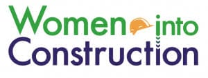 Women into Construction company logo